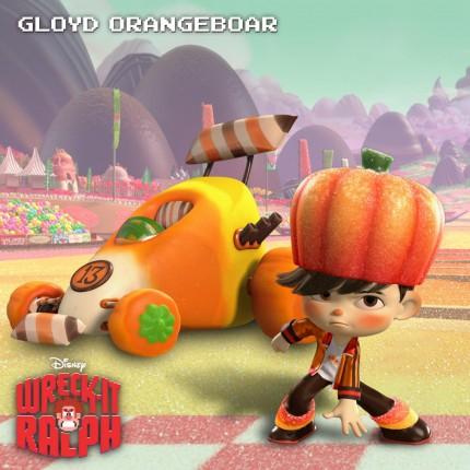 gloyd orangeboar ralph demoledor
