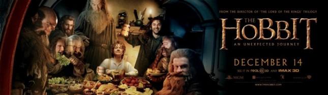 hobbit viaje inesperado bilbo enanos banner