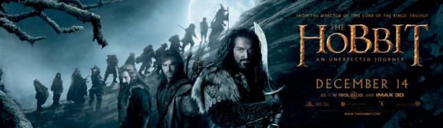 hobbit viaje inesperado enanos banner