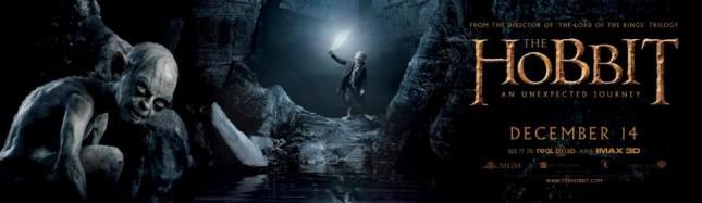gollum viaje inesperado hobbit banner
