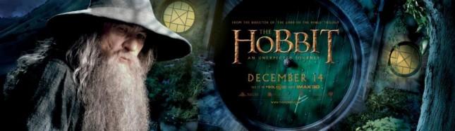 gandalf viaje inesperado hobbit banner