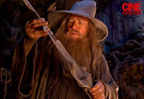 hobbit viaje inesperado gandalf mckellen