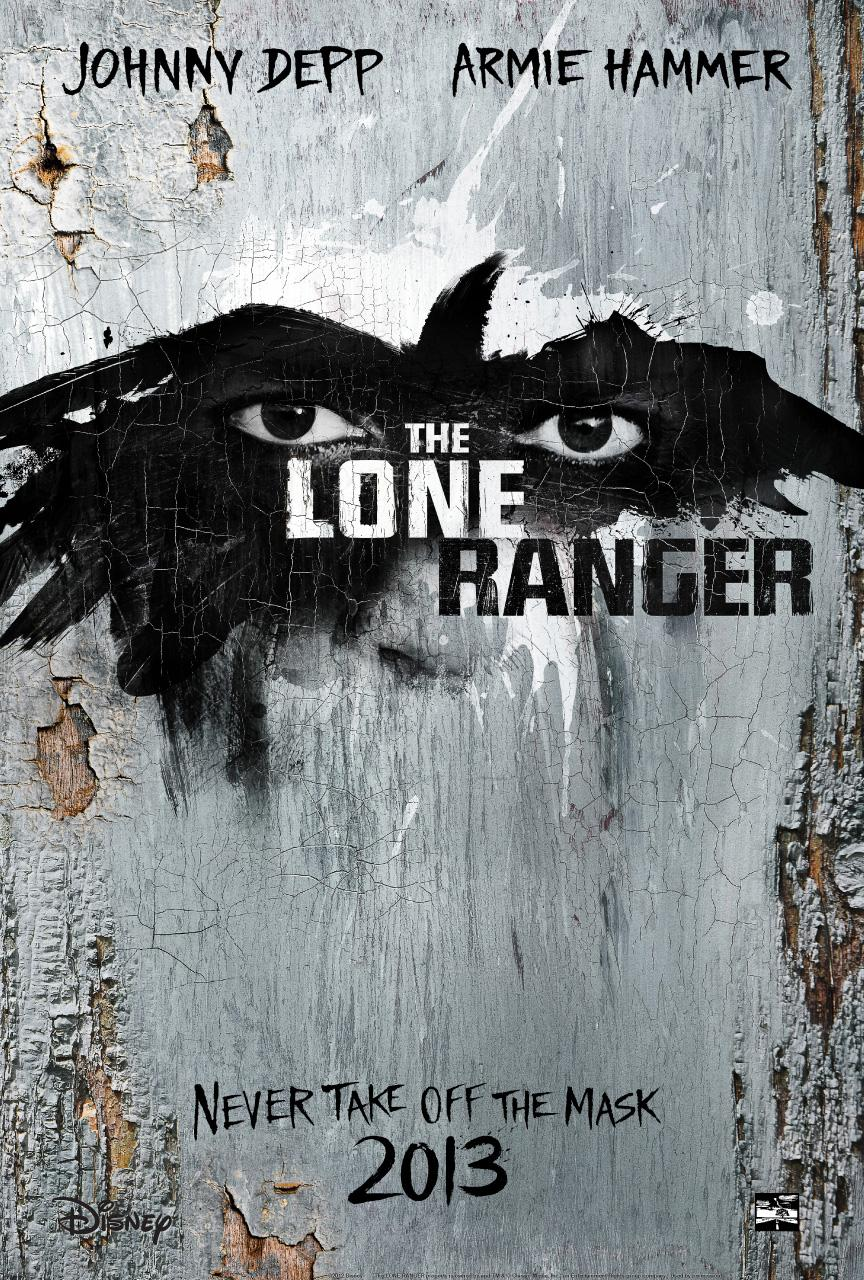 llanero solitario poster 2013