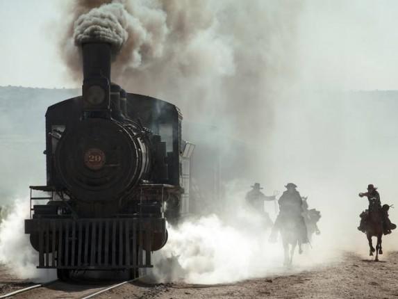 llanero solitario tren