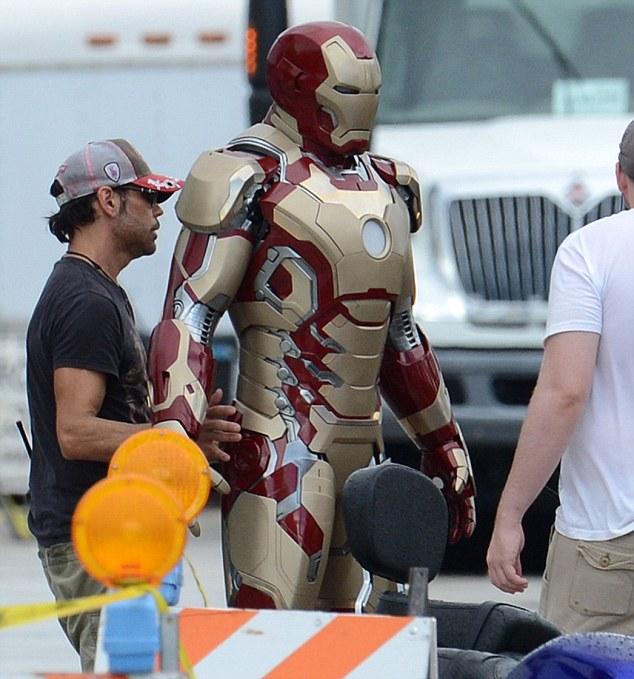 nuevo Iron Man 3  2013