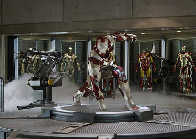 iron man 2013 mark VII
