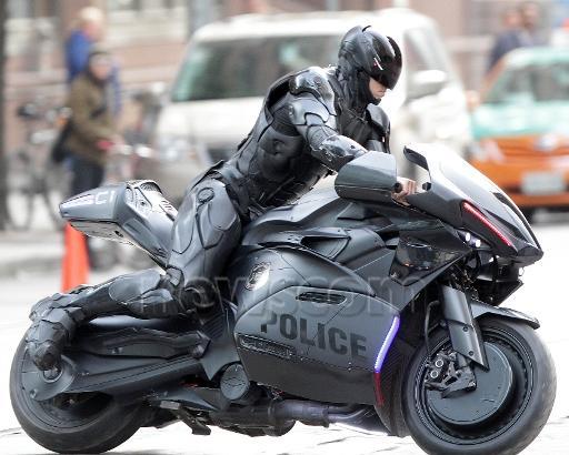 robocop moto set 2014