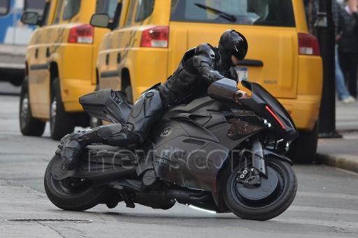 robocop 2014 motocicleta set