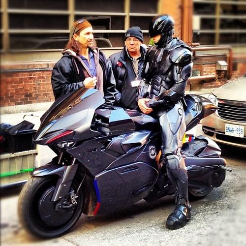 robocop 2014 crew set moto