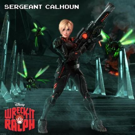 sargento calhoun ralph demoledor