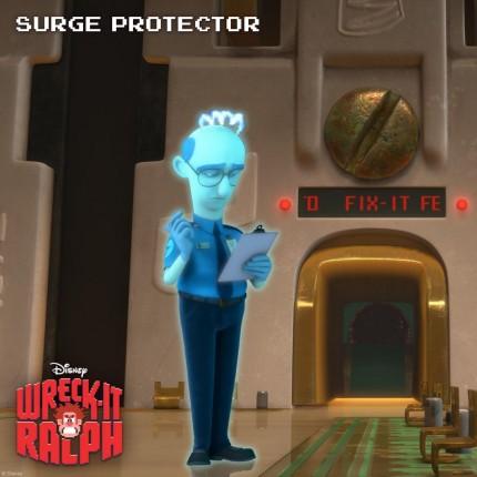 surge protector ralph demoledor
