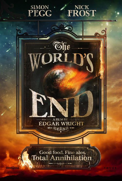 worlds end edgar wright teaser poster