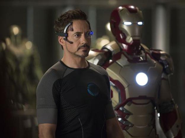 tony stark iron man 3 nuevo traje
