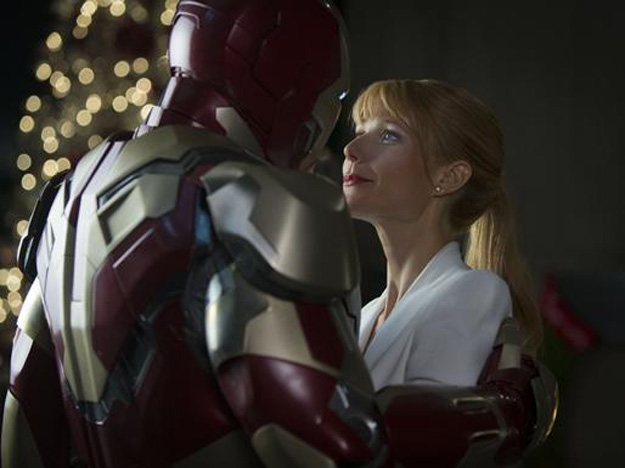 tony stark pepper potts iron man 3
