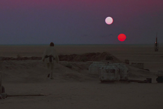 star wars two suns