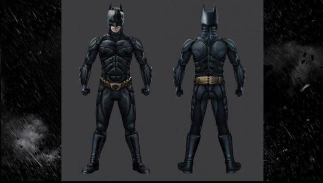 arte conceptual batman asciende