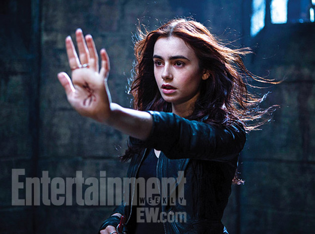 city of bones lily collins
