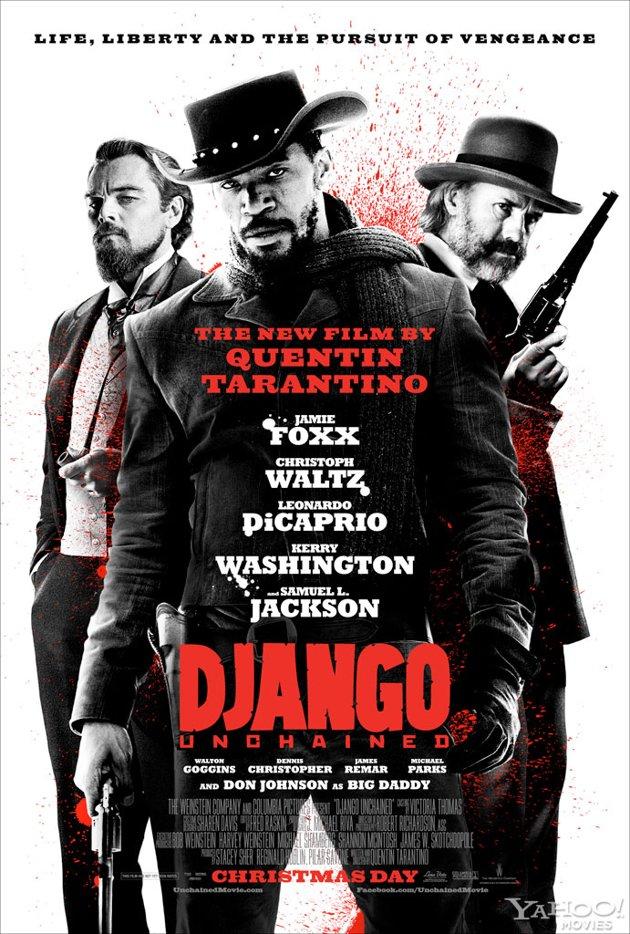django sin cadenas poster final