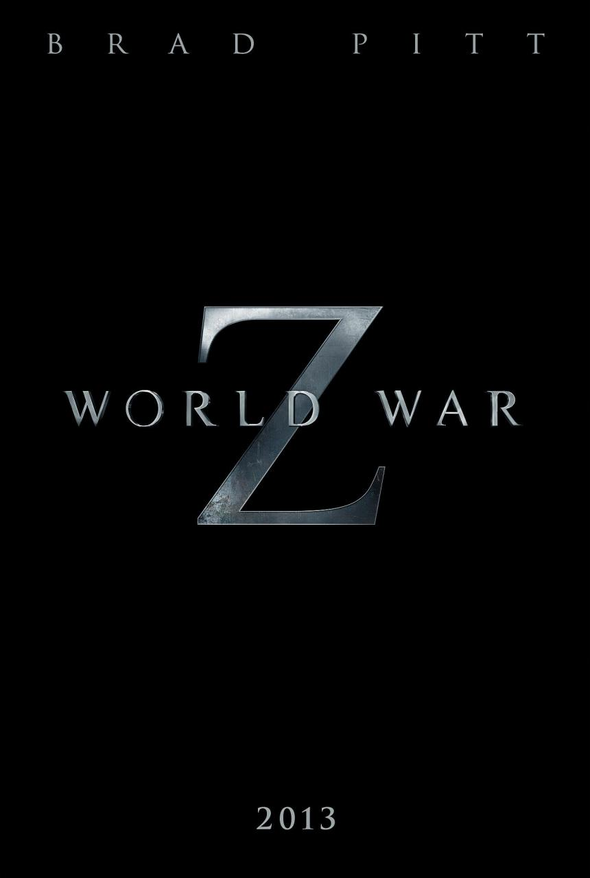 teaser poster guerra mundial z