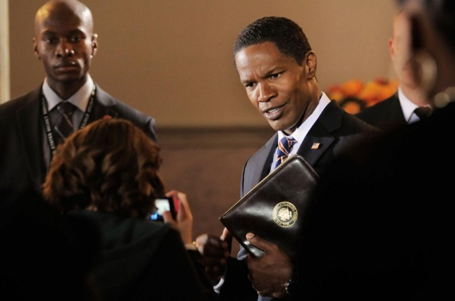 jamie foxx white house down