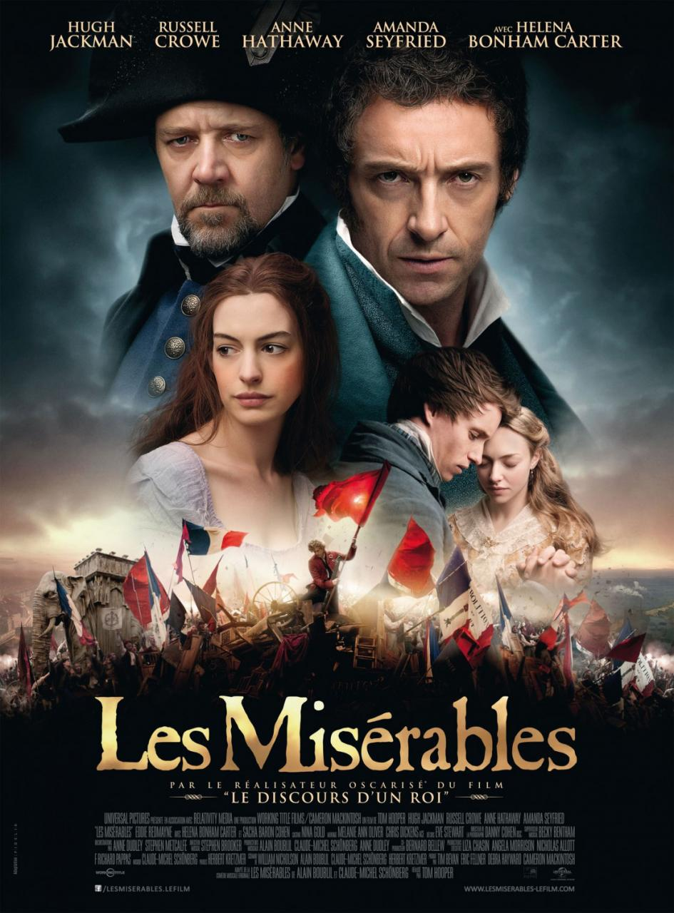 los miserables Francia