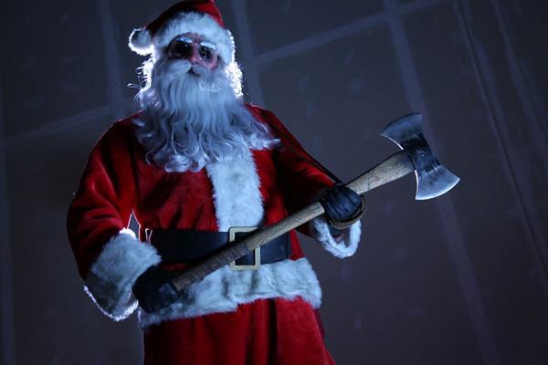 silent night santa claus
