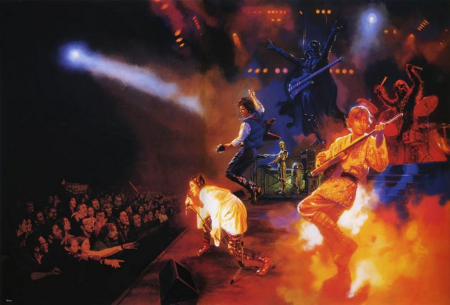 star wars epic concert