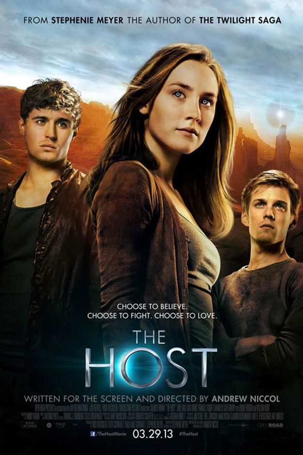 host poster saoirse ronan
