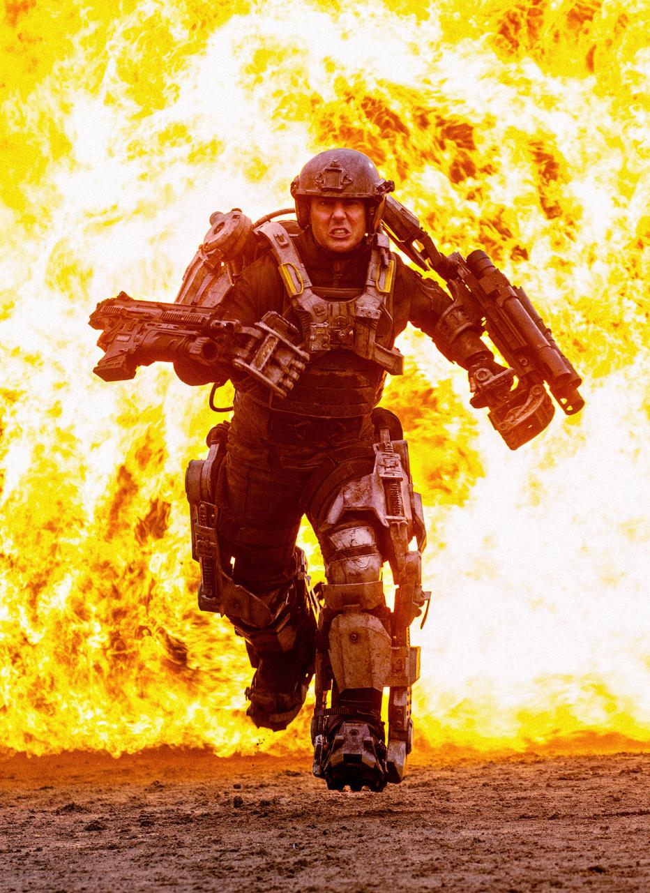 all you need is kill tom cruise