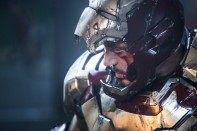 tony stark iron man 3 dañado