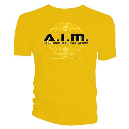 iron man 3 playera aim
