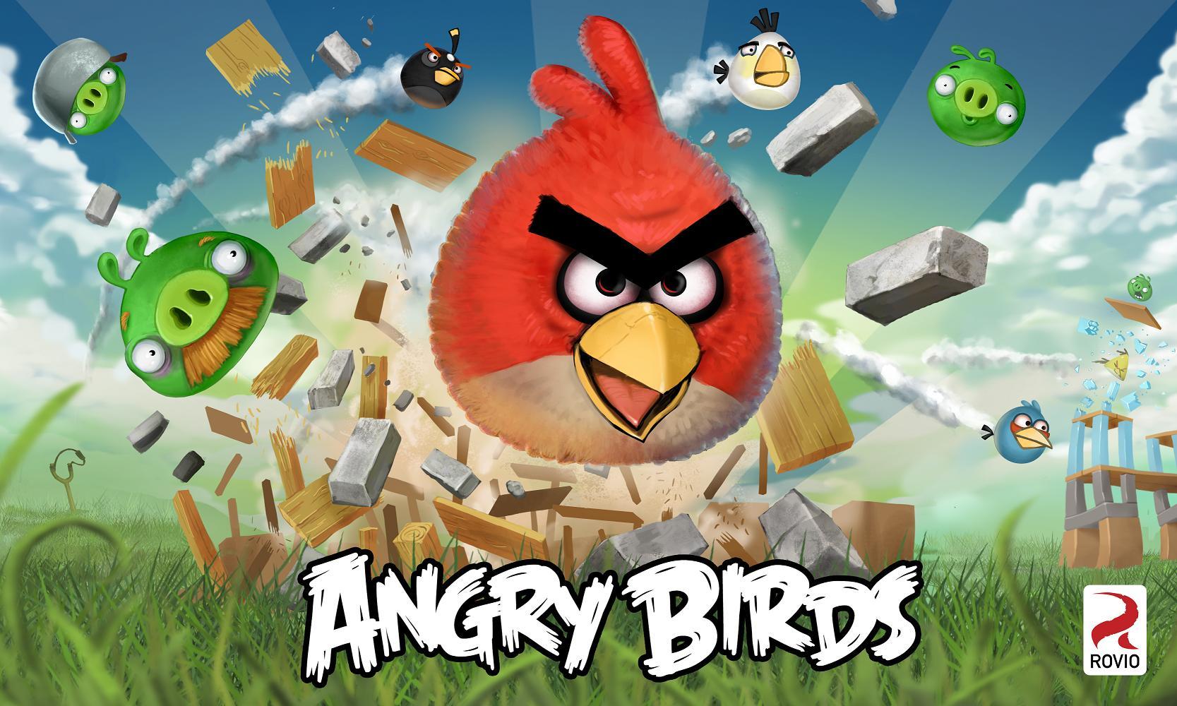 presentacion angry birds