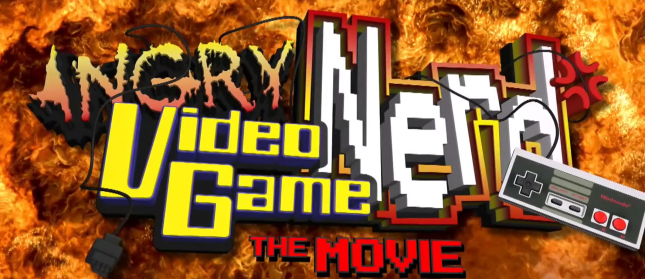 angry video game nerd pelicula