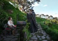 bilbo gandalf hobbit viaje inesperado