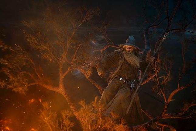 gandalf hobbit viaje inesperado ian mckellen