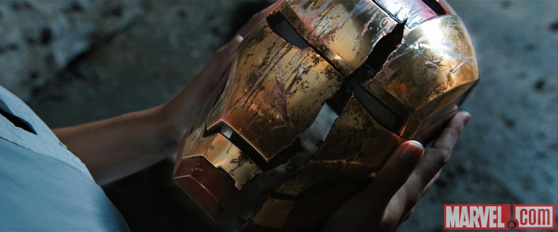 mascara iron man 3