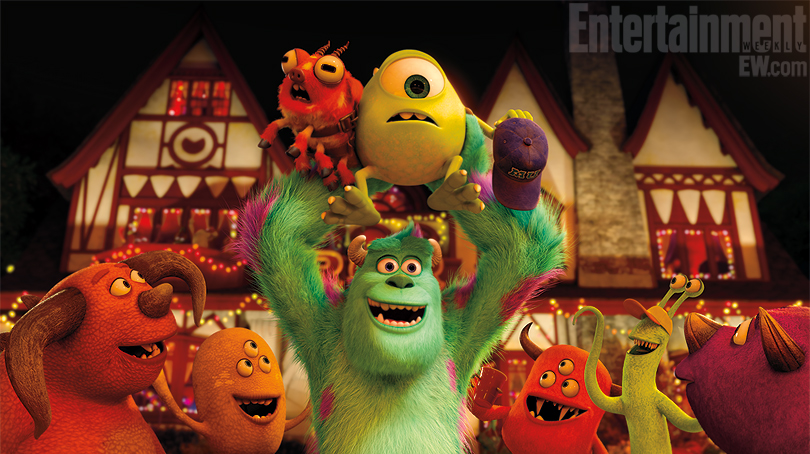 monsters university sully broma