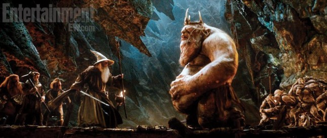 rey duende hobbit viaje inesperado