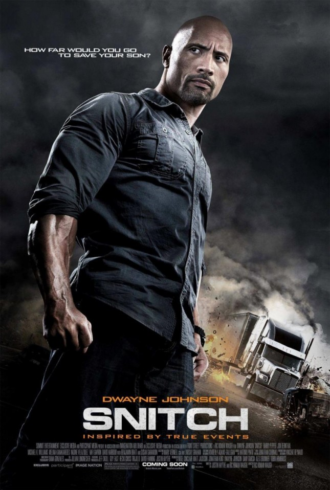 snitch poster dwayne johnson