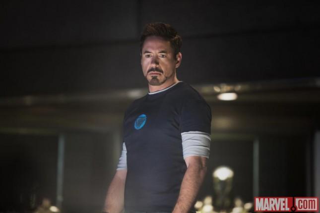 tony stark iron man 3 marvel