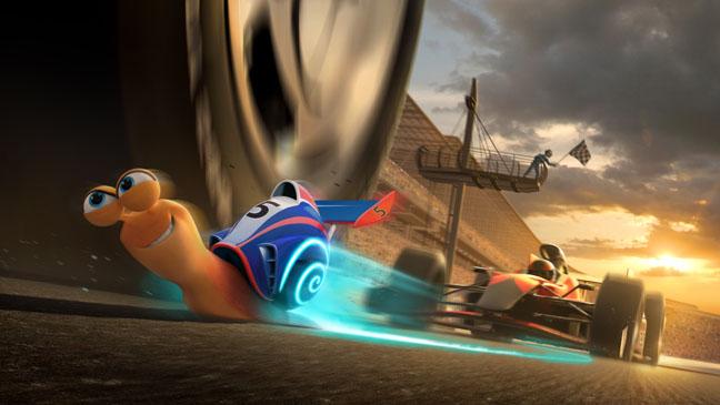 turbo caracol veloz