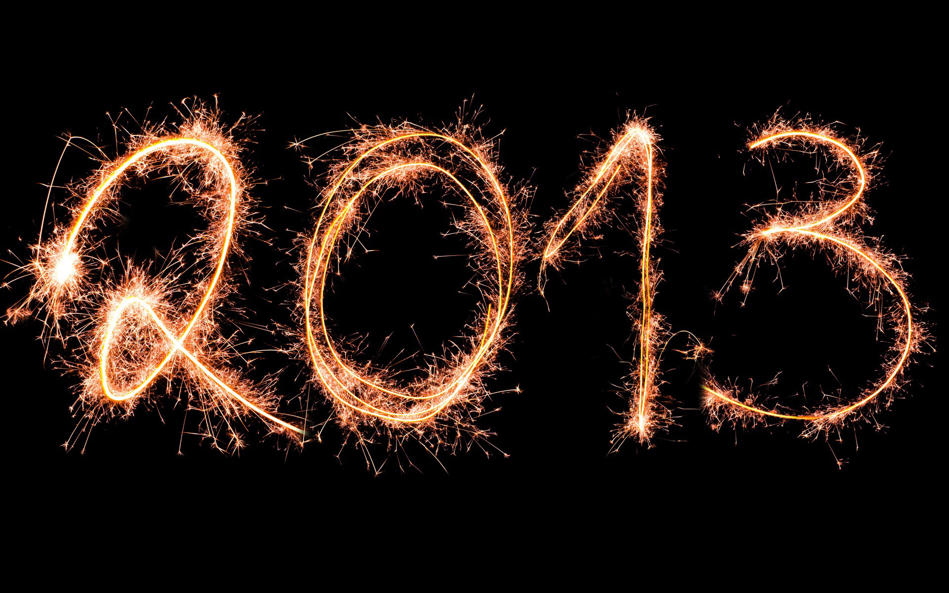 año 2013 fuegos artificiales