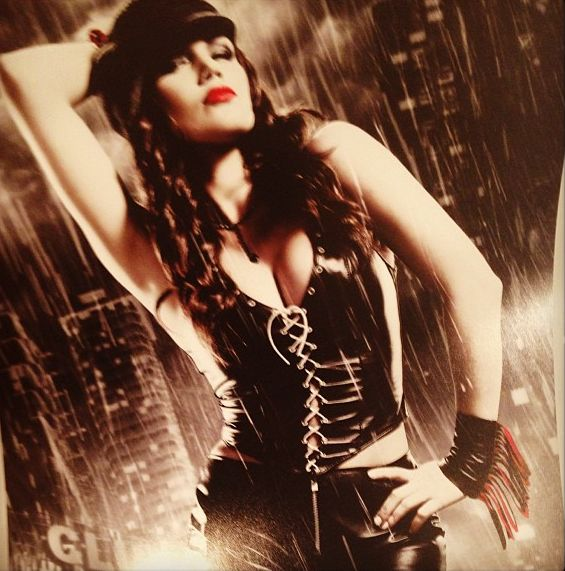 Crystal McCahill sin city 2