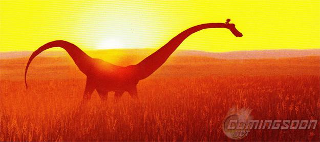 good dinosaur arte conceptual