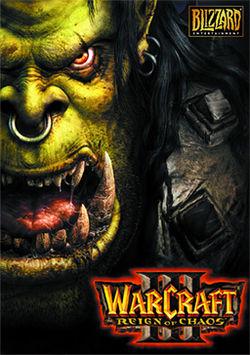 warcraft III portada