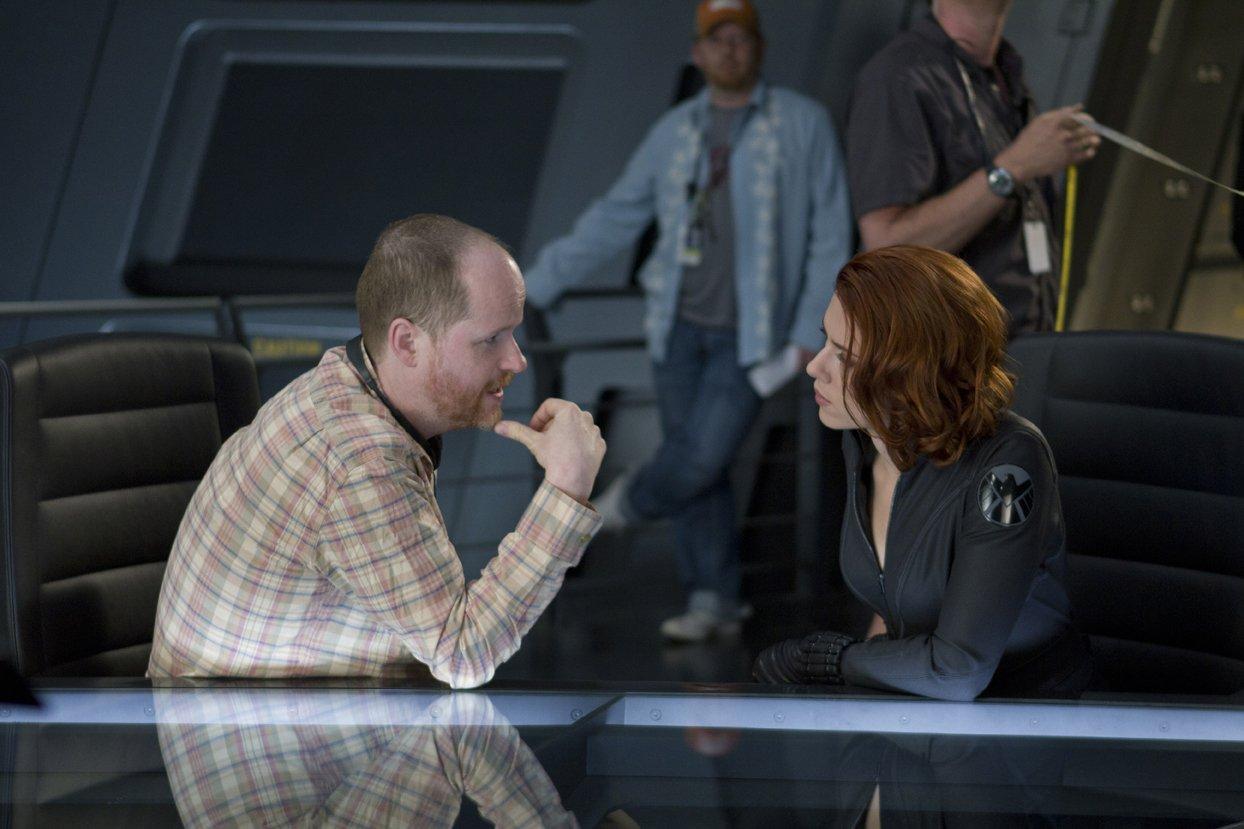 joss whedon avengers scarlett johansson