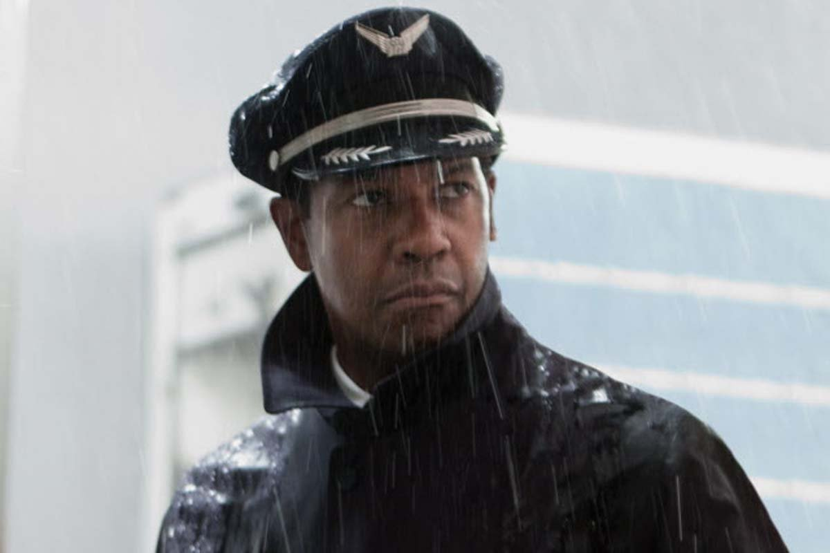 denzel washington el vuelo