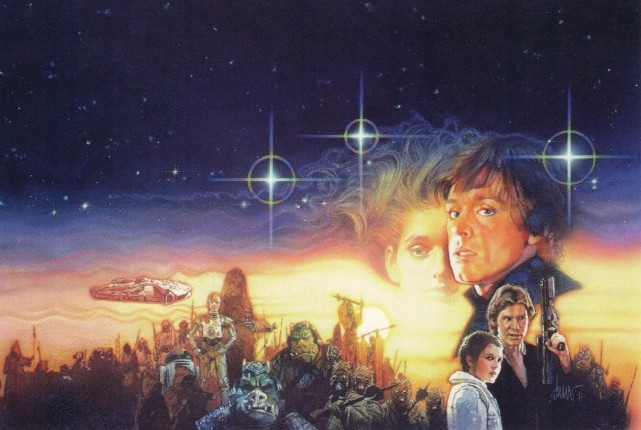 star wars drew struzan