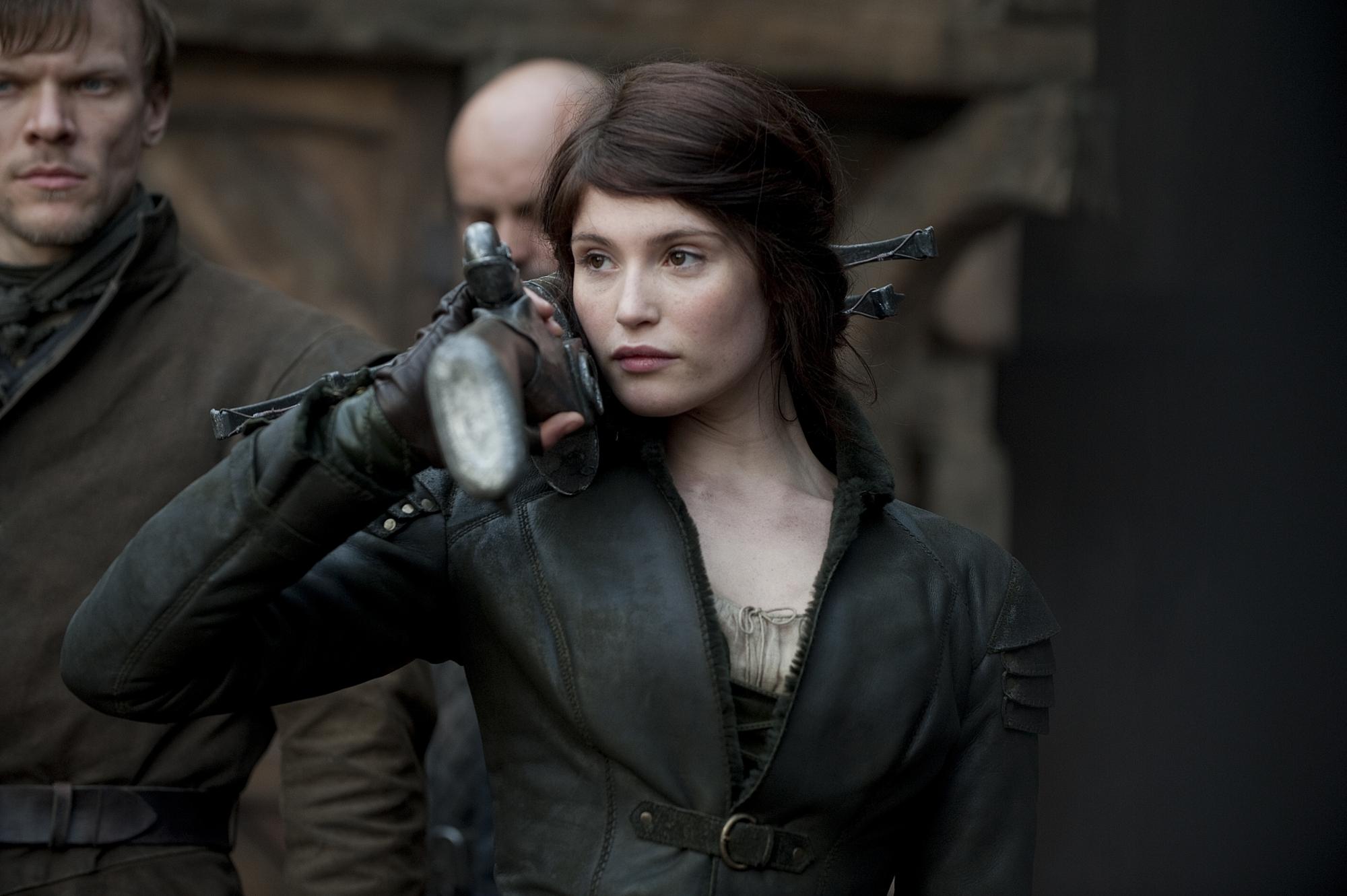 gemma arterton gretel cazadores brujas