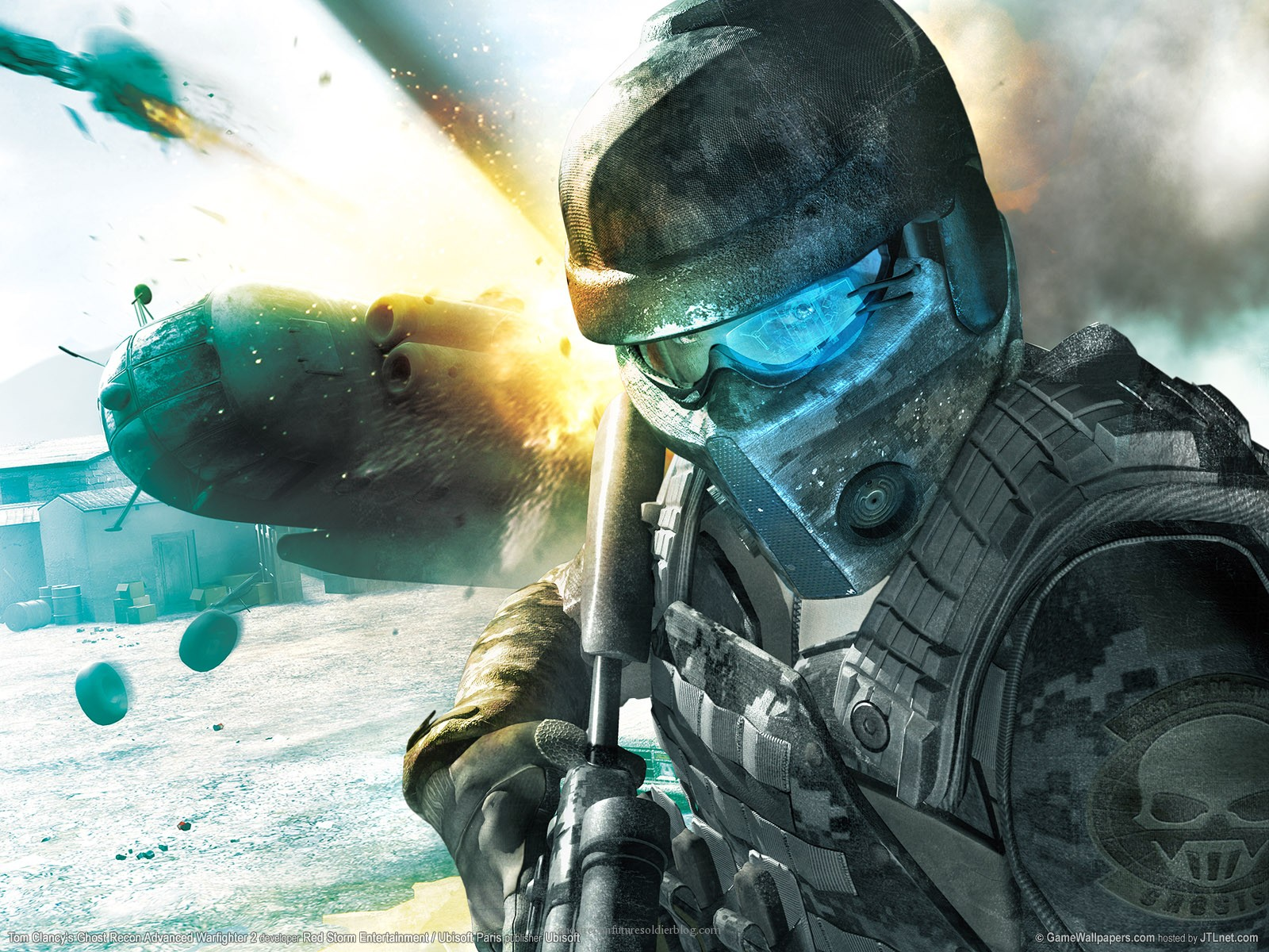 ghost recon pelicula